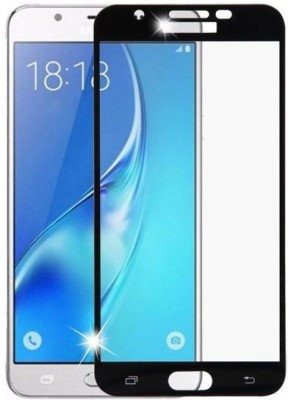 MudShi Tempered Glass Guard for Samsung Galaxy On7 Pro(Pack of 1)