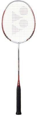 Yonex Nanoray D1 Multicolor Strung Badminton Racquet Pack of: 1, 85 g Yonex Badminton Racquet