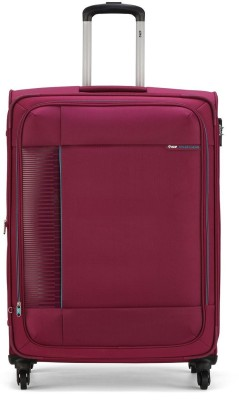 VIP LATICA STR 58 BERRY Expandable  Cabin Luggage - 20 inch(Pink)