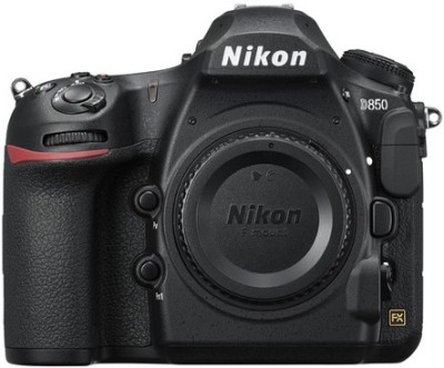 NIKON D850 DSLR Camera Body Only Black NIKON DSLR   Mirrorless