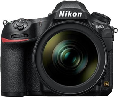 Nikon D3400 DSLR Camera Body with Dual Lens: AF-P DX NIKKOR 18-55 mm f/3.5 - 5.6G VR + AF-P DX NIKKOR 70-300 mm f/4.5 - 6.3G ED VR (16 GB SD Card + Camera Bag)(Black)