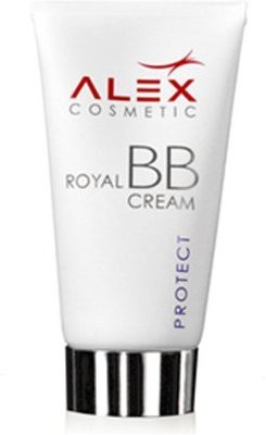 Alex Cosmetic Royal Bb Cream Tube(50 ml)