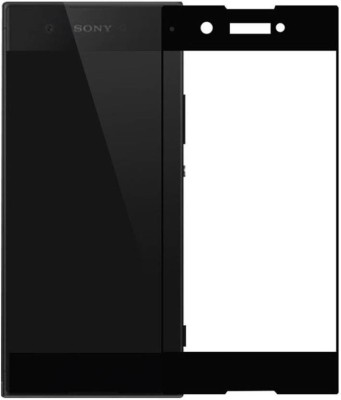 S-Design Edge To Edge Tempered Glass for Sony Xperia XA1(Pack of 1)