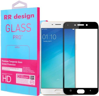 RR DESIGN Tempered Glass Guard for OPPO F1 Plus(Pack of 1)