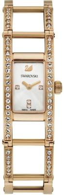 Swarovski 1186077 Indira Rose Gold Tone Swiss Made Watch  - For Women