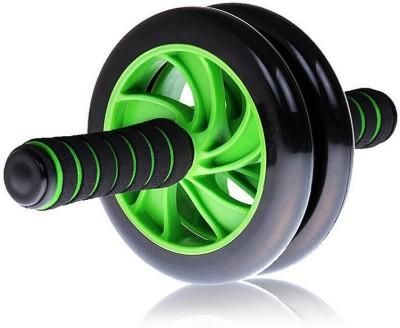 MTN - Fitness Double Wheel Ab Exerciser(Black)
