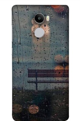 PRINTAXA Back Cover for Redmi 4X, Mi Redmi 4, Xiaomi Redmi 4 (4X)(Rainy Water Season, Plastic)