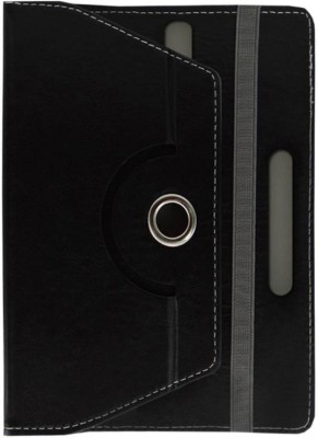 Fastway Book Cover for Alcatel Pop 4 10.1inch(Black, Cases with Holder, Artificial Leather)