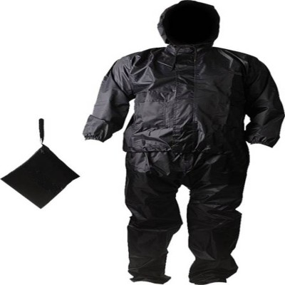 ROYALE HI DESIGN Solid Men Raincoat