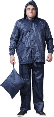 ZACHARIAS Solid Men's & Women's Raincoat