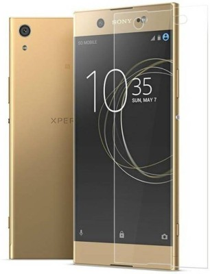 Khushal Tempered Glass Guard for Sony Xperia XA1 Ultra Dual