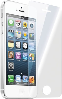 Turrono Tempered Glass Guard for Apple iPhone 5(Pack of 1)
