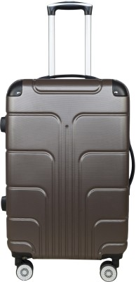027d3840d 45% OFF on 3g 8018 COMBAT Series ABS 20 inch/55Cms Hard Sided Luggage  Trolley suitcase Cabin (Brown) Cabin Luggage - 20 inch(Grey) on Flipkart |  PaisaWapas. ...
