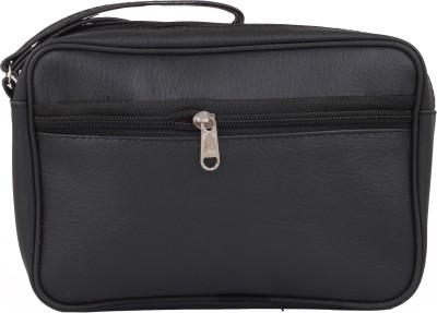 PSH handy bag Travel Shaving Kit   Bag Black