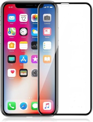 Emobik Edge To Edge Tempered Glass for Apple iPhone X