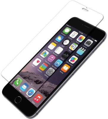 Cormec Tempered Glass Guard for Apple iPhone 6 Plus(Pack of 1)