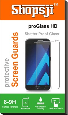 Shopsji Tempered Glass Guard for Micromax 106(Pack of 1)