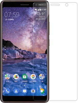 ArrowGuard Tempered Glass Guard for Nokia 7 Plus(Pack of 1)