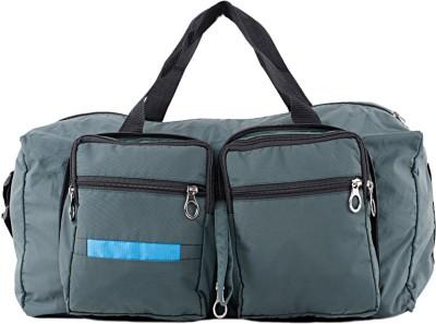 TT BAGS DUFFLE 4 Travel Duffel Bag Grey TT BAGS Duffel Bags