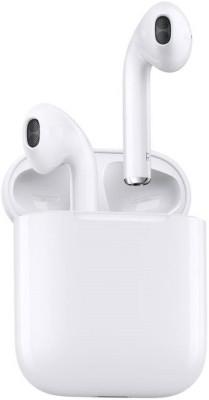 Buy Genuine HBQ i7 TWS Twins Wireless Earbuds Mini Bluetooth V4.2 Stereo Bluetooth Headset(White, True Wireless)