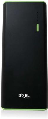 Doel 12500 Power Bank (DIRK125, DIRK125  (Black))(Black, Green, Lithium-ion)