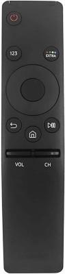 LipiWorld BN59-01259B Remote Compatible for  Smart 4k UHD Tv Samsung Remote Controller(Black)