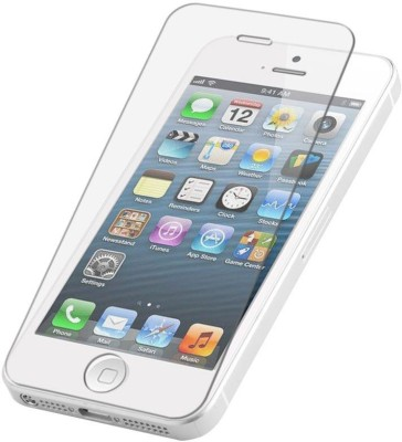 SVENMAR Tempered Glass Guard for Apple iPhone 5(Pack of 1)