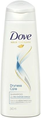 Dove Dryness Care Shampoo 340ml
