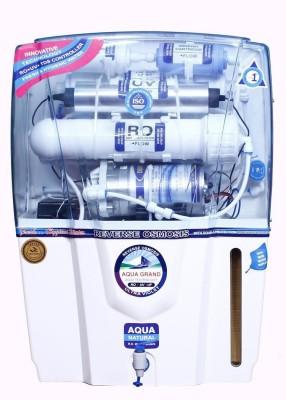 Kent Grand Plus (11001) 8 L RO + UV +UF Water Purifier(White)