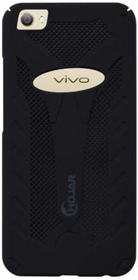 COVERNEW Back Cover for Vivo V5 Plus Black COVERNEW Plain Cases   Covers