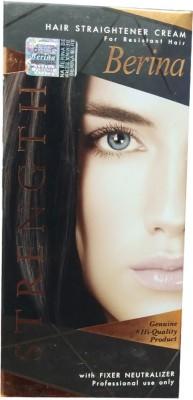 Berina Hair Straightener Cream Cream(110 g) at flipkart