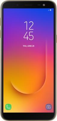 Samsung Galaxy J6 (Gold, 32 GB)(3 GB RAM)