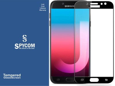 SpyCom Tempered Glass Guard for Samsung Galaxy J7 Pro(Pack of 1)