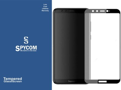 SpyCom Edge To Edge Tempered Glass for Honor 9 Lite(Pack of 1)