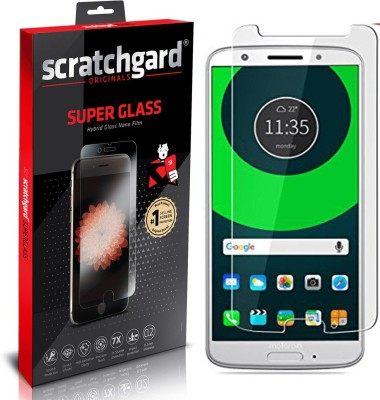 Scratchgard Screen Guard for Motorola Moto G6, Superglass