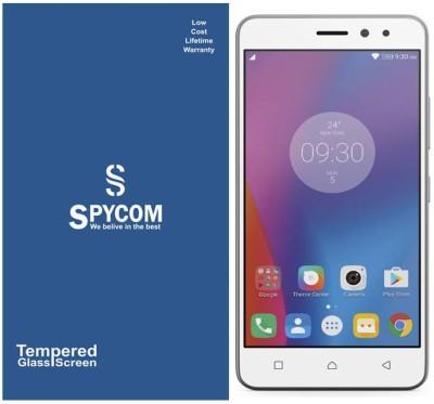 SpyCom Tempered Glass Guard for Lenovo K6 Power(Pack of 1)