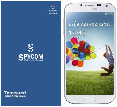 Spycom Tempered Glass Guard for Samsung Galaxy S4(Pack of 1)