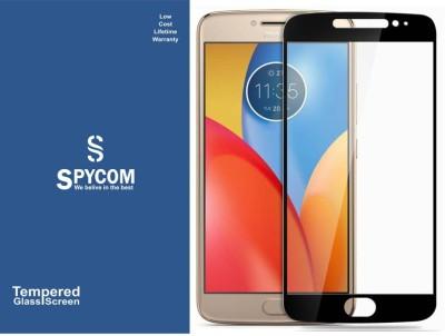 SpyCom Tempered Glass Guard for Motorola Moto E4 Plus(Pack of 1)