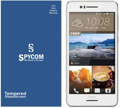 Spycom Tempered Glass Guard for HTC Desire 728 (full Display Cover)(Pack of 1)