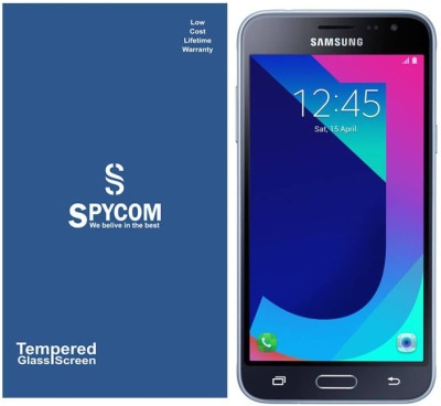 Spycom Tempered Glass Guard for Samsung Galaxy J3 Pro(Pack of 1)