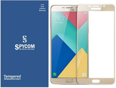 Spycom Tempered Glass Guard for Samsung Galaxy A9 2016/A9 Pro(edge tp edge cover)(Pack of 1)