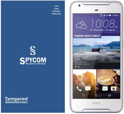 Spycom Tempered Glass Guard for HTC Desire 628 (full Display Cover)(Pack of 1)