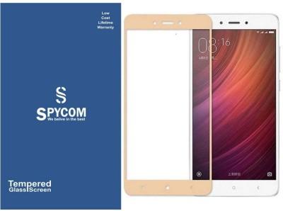 SPYCOM Tempered Glass Guard for Mi Redmi Note 4