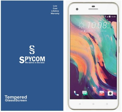 Spycom Tempered Glass Guard for HTC Desire 10pro (full body cover).(Pack of 1)