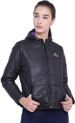 Alcis Full Sleeve Solid Women Jacket at flipkart