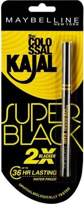 Maybelline Colossal Kajal(Super Black)