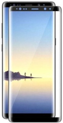 Midkart Tempered Glass Guard for Samsung Galaxy S9 Only 100% Original Samsung Glass Korea Made Shatterproof with Accurate Touch Sensitivity & Sensor Working & works on Flip(Pack of 1)