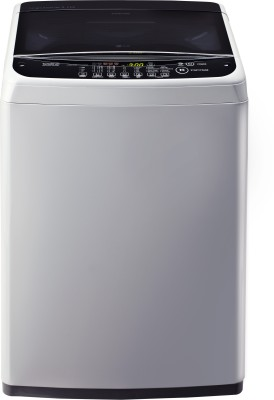 LG 6.2 kg Fully Automatic Top Load Silver T7281NDDLG  LG Washing Machines
