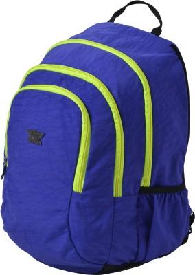 F Gear Crusader Violet School Bag(Blue, 30 L)