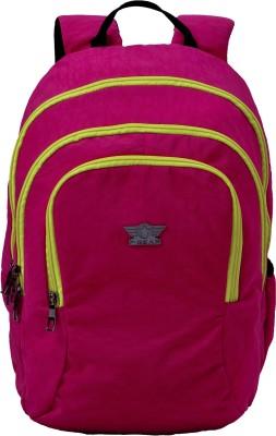 F Gear Crudsader School Bag(Pink, 30 L)